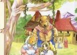 昨晚边看紫堂女士的《东凯尔·羊角村》边想,相比这部,我童年时期看的东西也太重口了吧! 要是那时候能读到这样的童话多好,难道没有受过刺激的童年是不完整的?