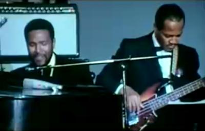 Marvin Gaye & James Jamerson