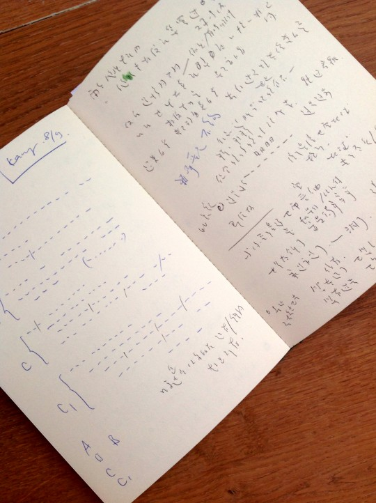 周耀辉的笔记本