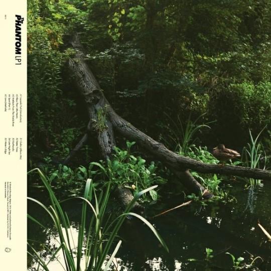 The Phantom – LP 1 (Silverback Recordings 2014)
