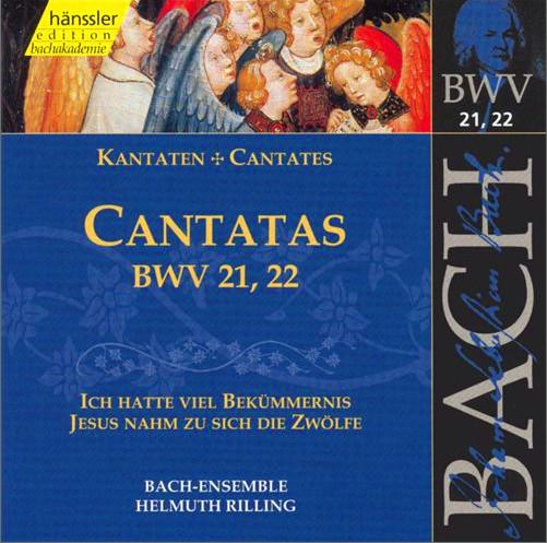 BWV 21