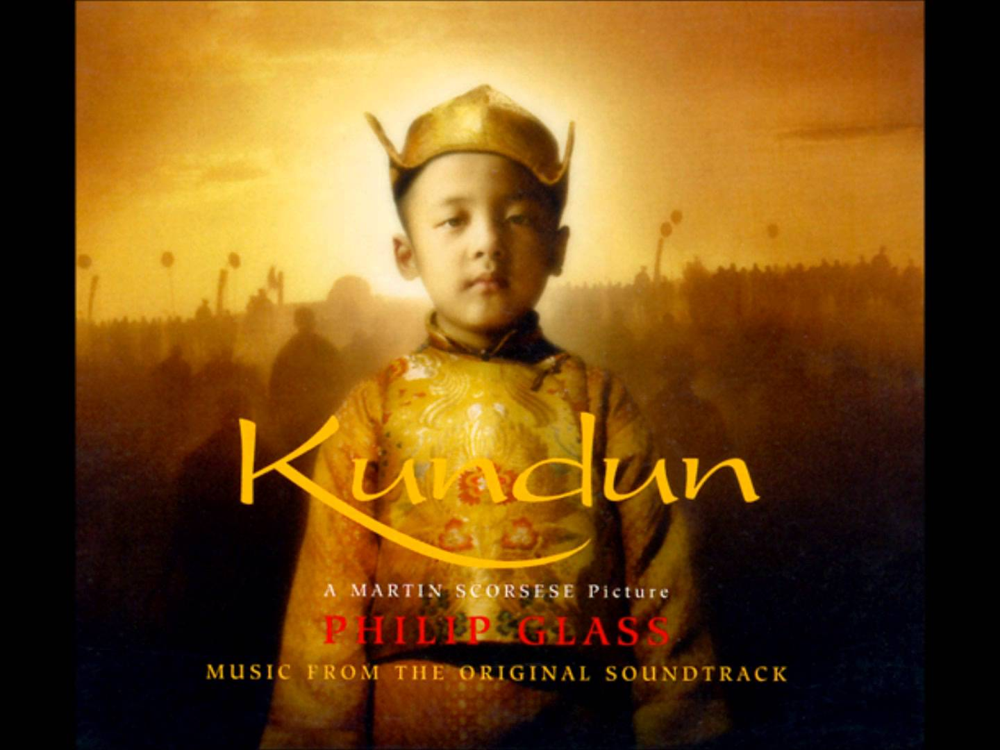 21 Philip Glass - Kundun