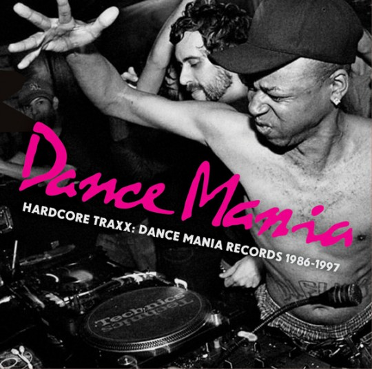 Hardcore Traxx Dance Mania Records 1986-1995