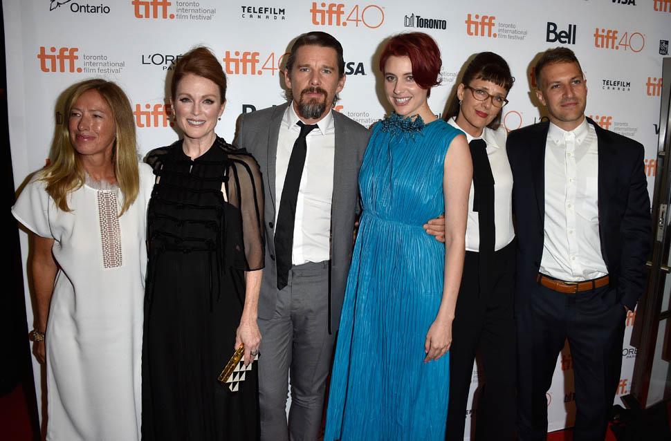 "2015 Toronto International Film Festival - ""Maggie's Plan"" Premiere"