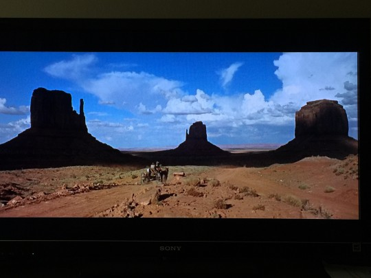 Once Upon a Time in the West, by Sergio Leone, 1968