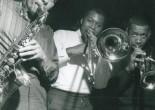 早在前一年,McLean、Moncur III、Hutcherson这个铁三角组合就以这种形式一连探索出了一个三部曲,大到爵士乐发展史,小到Blue Note厂牌的阶段历程,及至每一位参与其中的乐手自身都是承上启下的转折点。